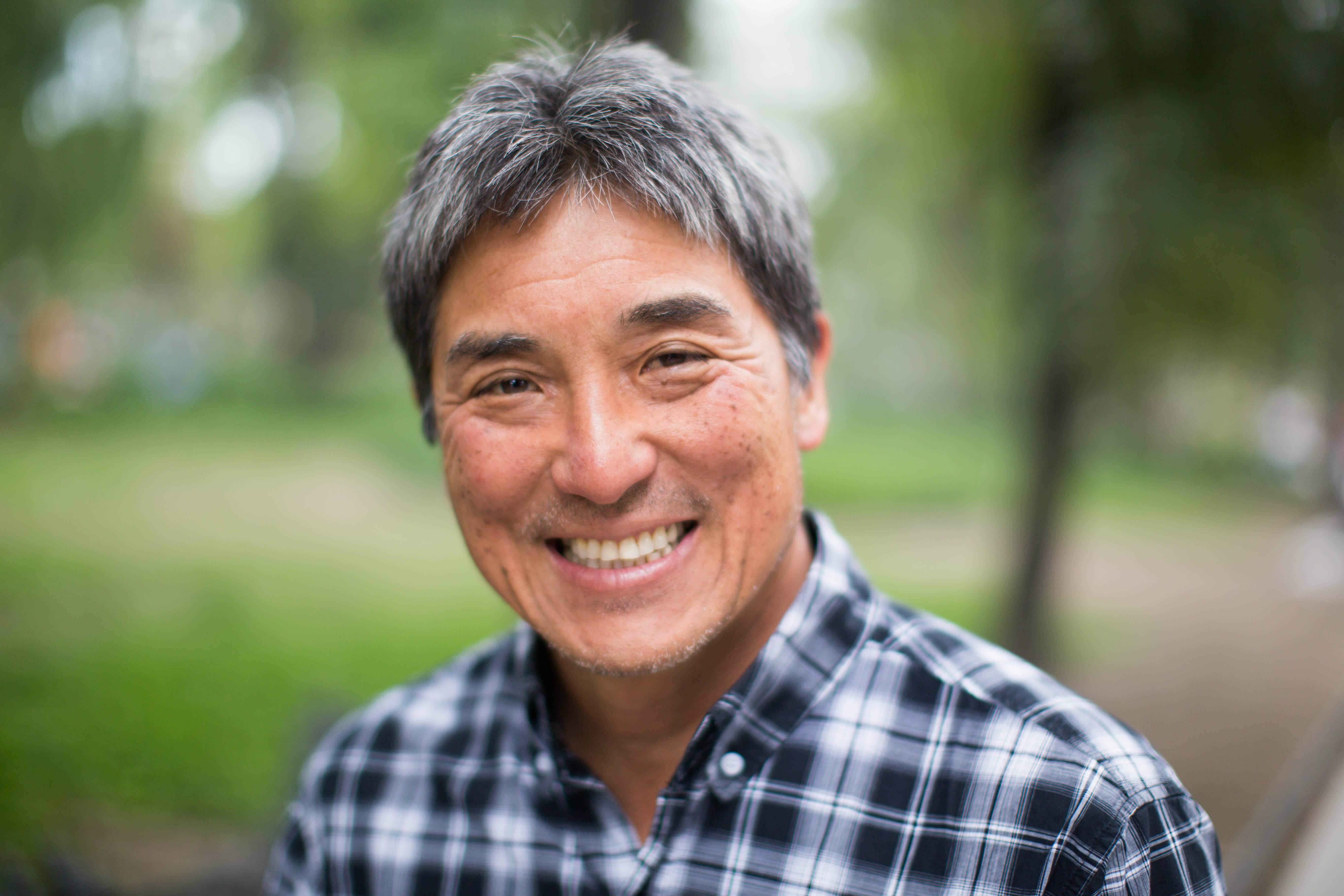 5 profissionais de marketing que você precisa conhecer Guy Kawasaki